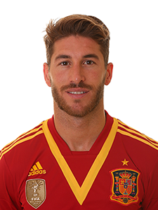 Sergio Ramos, From FIFA