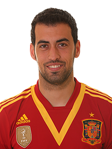 Busquets, From FIFA