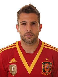 Jordi Alba, From FIFA