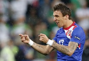 Mandzukic, from Barca Forum