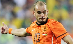Sneijder, From The Guardian