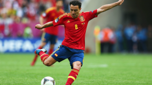 Xavi, From Fox Sports Asia