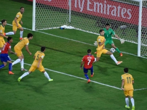 Alexis Sanchez Goal vs Australia, From Sports NDTV