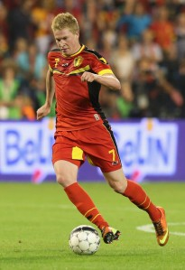 De Bruyne, From Zimbio