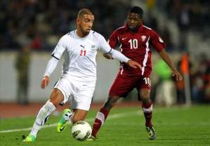 Dejagah, From Goal