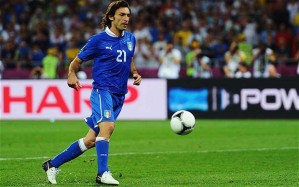 Pirlo, From Telegraph