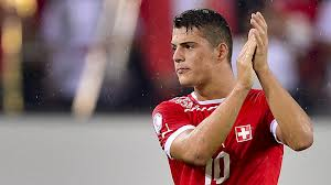 Xhaka, From The Official Bundesliga Website
