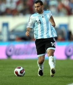Mascherano, From Soccer Player Pict Blogspot