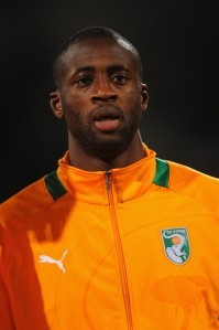 Yaya Toure, From Zimbio